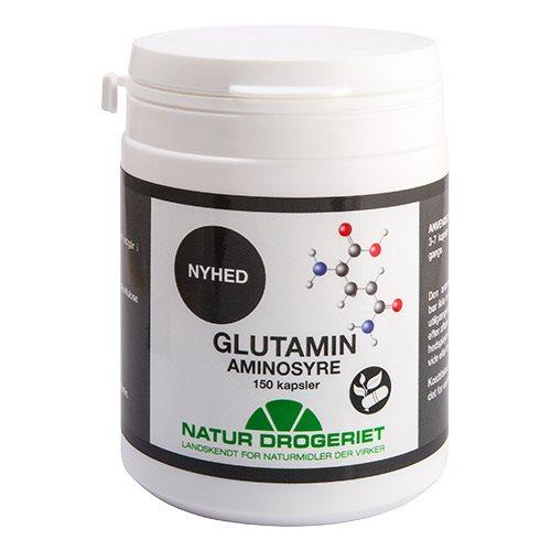 Natur Drogeriet Glutamin (150 kap)