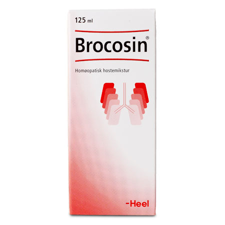 Brocosin hostemikstur (125 ml)
