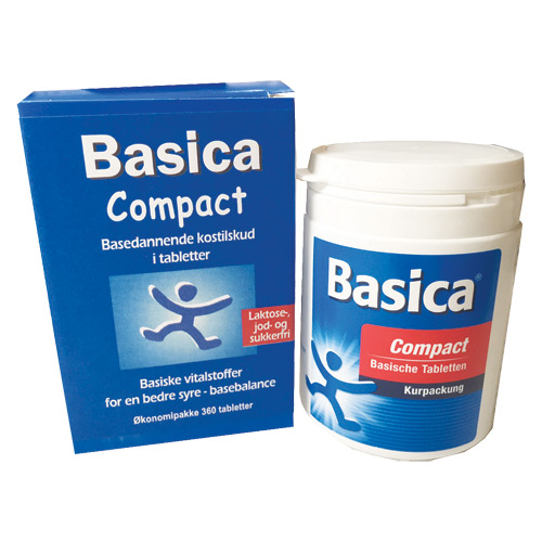 Image of Basica Compact (120 tabletter)
