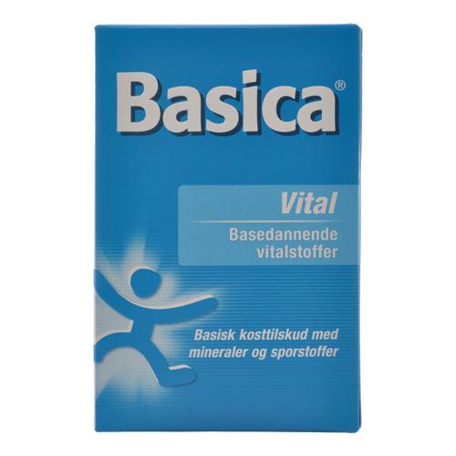 Billede af Biovita Basica Vital (200 gr)
