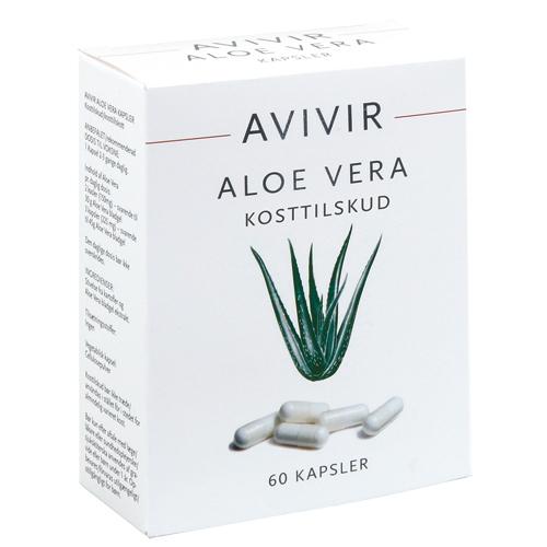 Image of Avivir Aloe Vera Kapsler (60 kapsler)