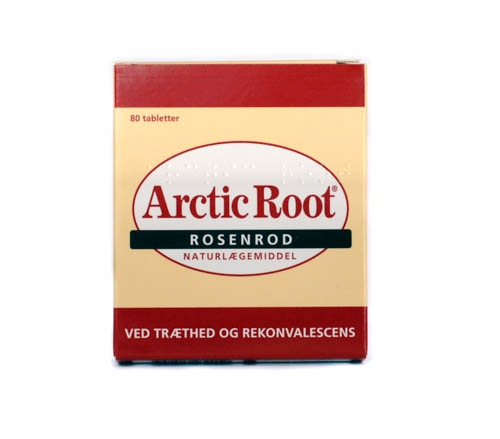 Image of Arctic Root Rosenrod 145 mg (80 tabletter)