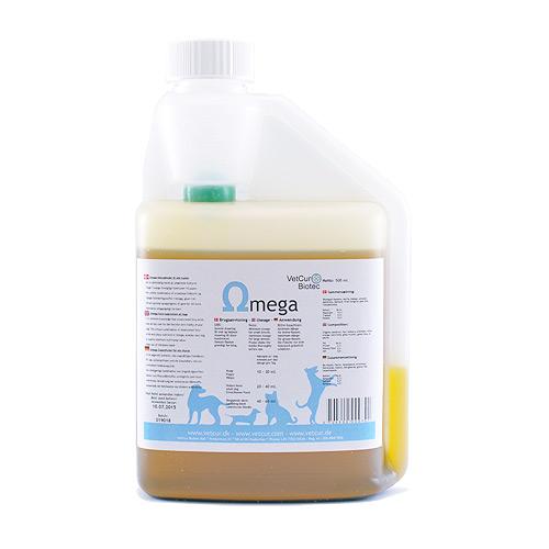 Image of Omega Olietilskud - Omega 3,6 og 9 Fedtsyrer (500 ml)