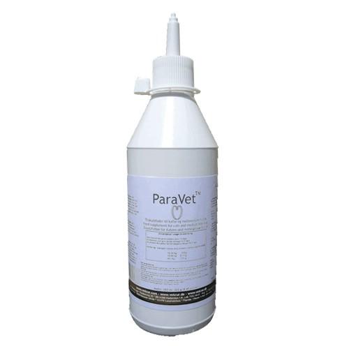 Image of ParaVet tilskudsfoder til hunde og katte, 250 ml.