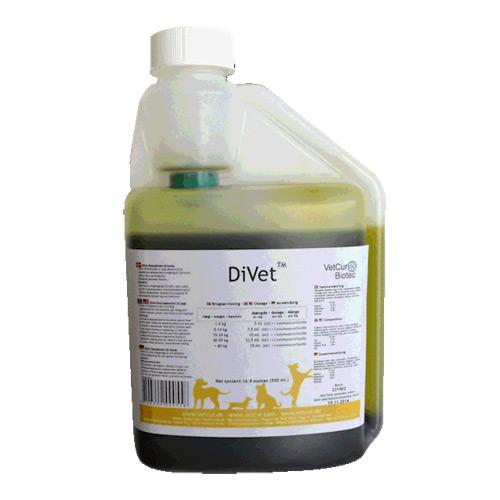 Image of DiVet hund - til den mavesure (500 ml.)