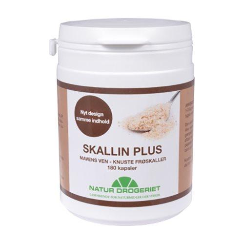 Image of Natur Drogeriet Skallin Plus 450 mg (180 kapsler)