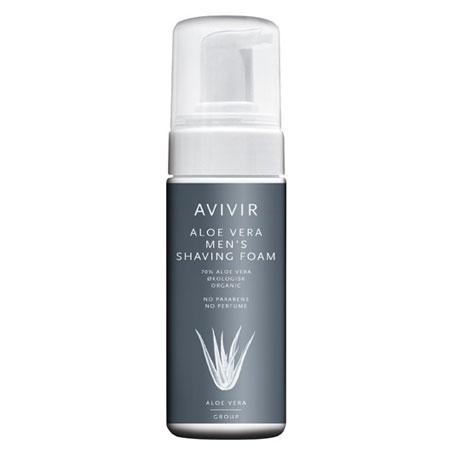 Image of Avivir Aloe Vera Men's Shaving Foam (150 ml)