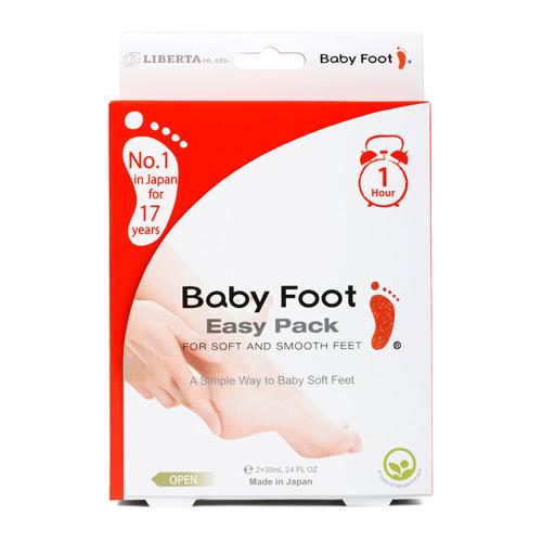 Image of Baby Foot fodpakning til bløde fødder 70 ml.