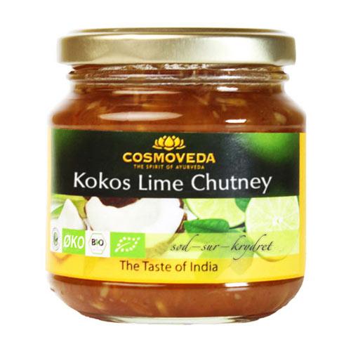 Image of Cosmoveda Kokos Lime Chutney Ø (225 gr)