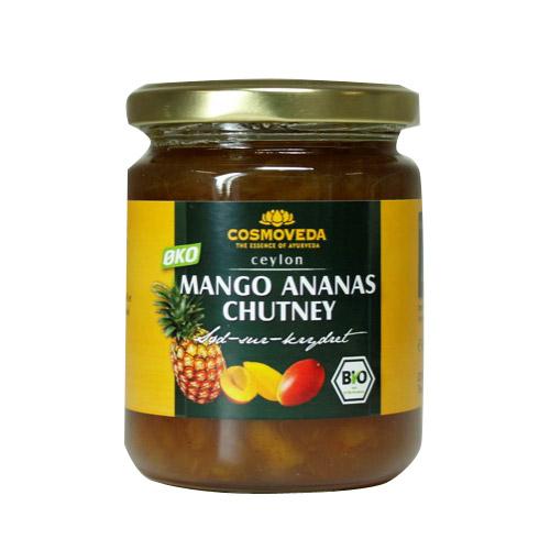 Image of Cosmoveda Mango Ananas Chutney Ø (225 gr)