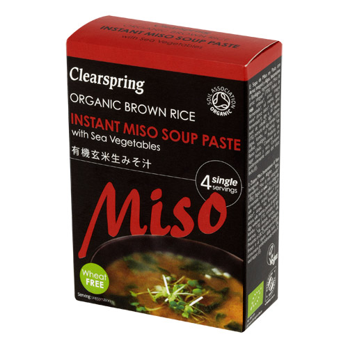 Clearspring Miso Soup Paste Ø