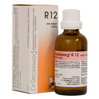 Image of Dr. Reckeweg R 12, 50 ml