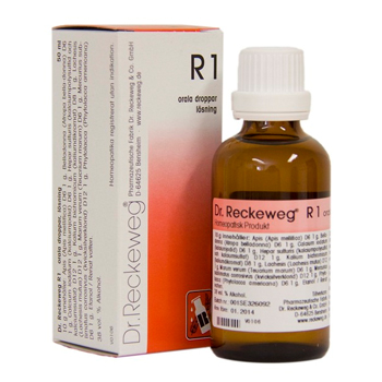 Image of Dr. Reckeweg R 1, 50 ml.