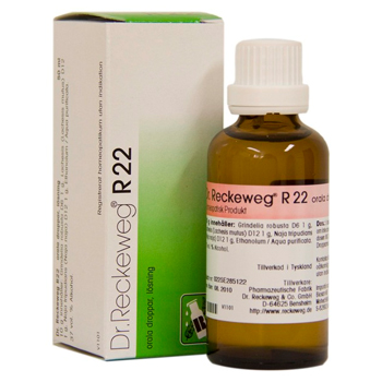 Image of Dr. Reckeweg R 22, 50 ml.