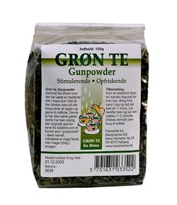 Image of Grøn Te Gunpowder (100 gr)