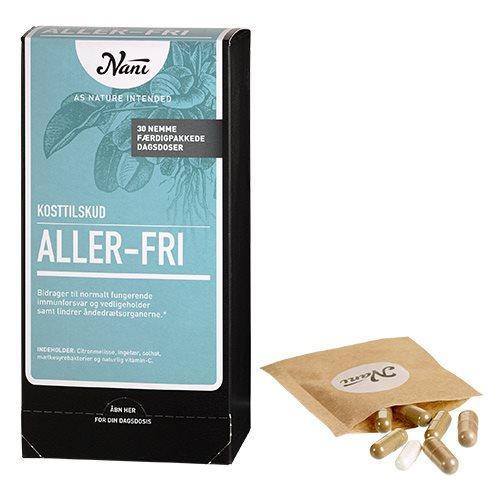 Image of Nani Food State Aller-Fri helsepakke (30 breve)