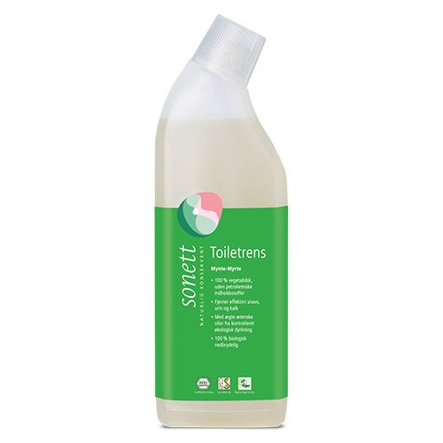 Image of Sonett Toiletrens mynte (750 ml)