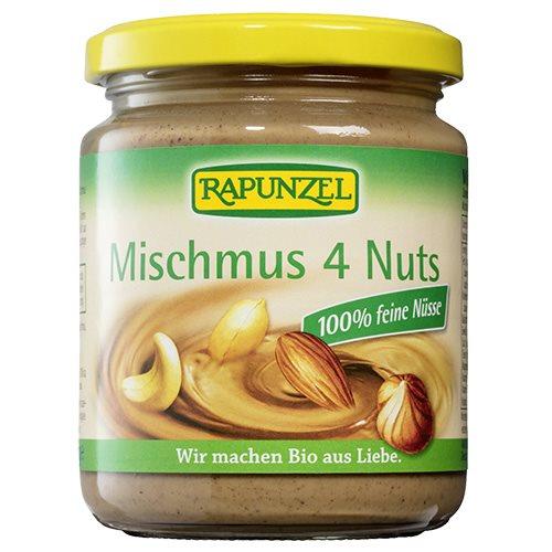 Image of Rapunzel Nøddecreme Ø (250 g)
