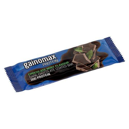 Image of Gainomax Proteinbar choko, mint