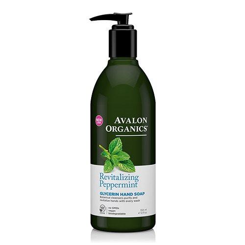Image of Avalon Organics Handsoap Peppermint Revitalizing (355 ml)