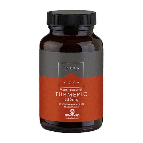 Image of Terranova Turmeric 350 mg (50 kap)