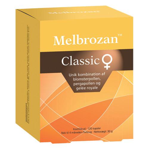 Image of Melbrozan Classic (120 kapsler)