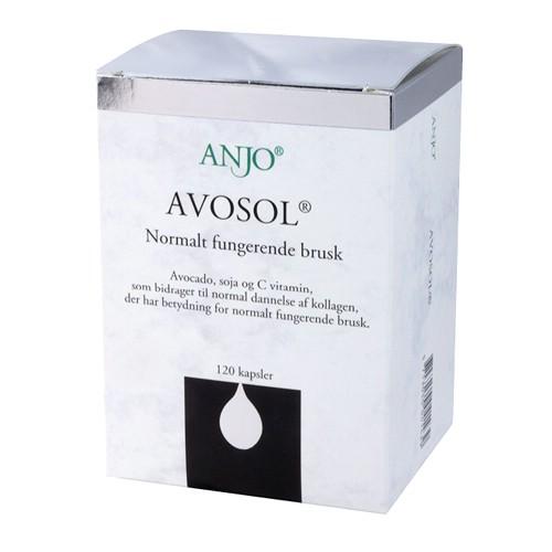 Image of Anjo Avosol (2 x 120 Kapsler)