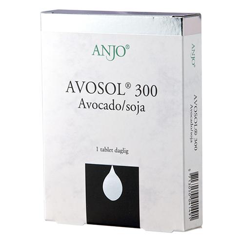 Image of Anjo Avosol 300 (40 tabletter)