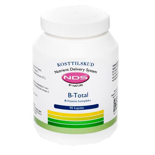 Image of NDS FoodMatrix B-Total - 90 Tab