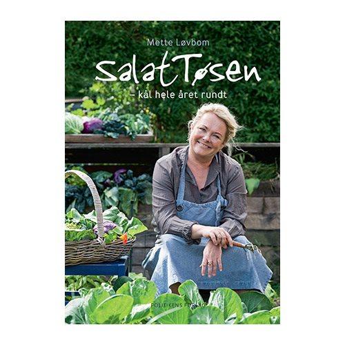 Image of SalatTøsen - Kål hele året rundt