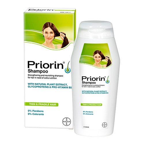 Image of Priorin Shampoo (200 ml)