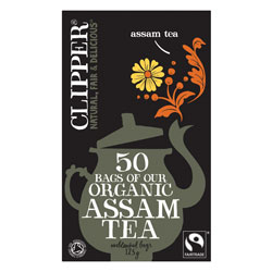 Image of Clipper Assam Te Ø (50 breve)