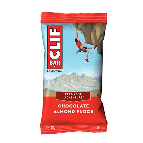 Image of CLIF bar chocolate almond fudge (68 g)