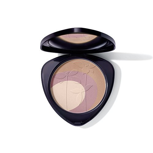 Image of Dr. Hauschka Teint powder palette 01 Limited edition (1 stk)