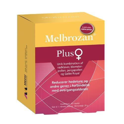 Image of Melbrozan Plus kvinder (60 kapsler)