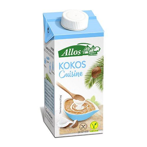 Image of Allos Kokosfløde Cuisine Ø (200 ml)