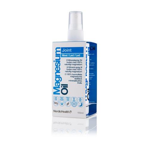 Image of NordicHealth Magnesium spray ledsmerter (100 ml)