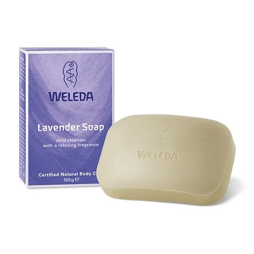 Weleda Lavender Soap (100 Gr)