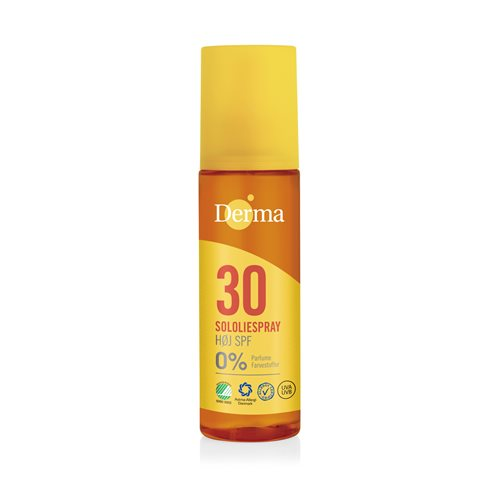 Derma sololie spray SPF 30 (150 ml)