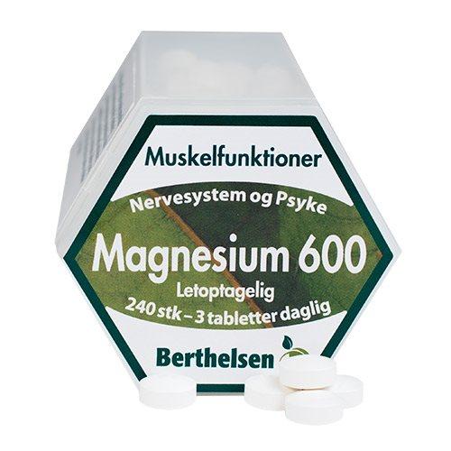 Berthelsen magnesium fra Helsebixen