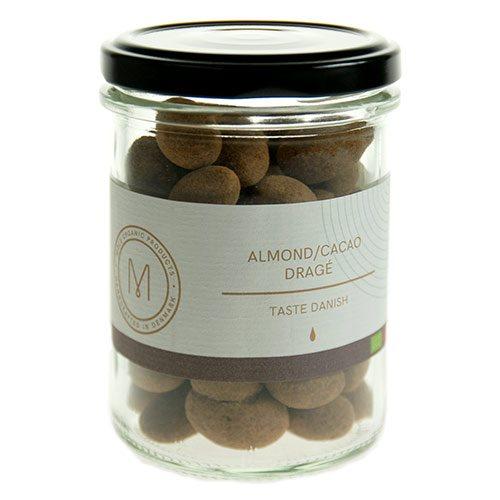Mols Organic Dragé almond/cacao Ø (100 g)