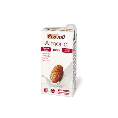 Image of Ecomil Ø Mandeldrik u. tilsat sukker (1 liter)