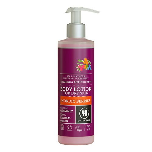 Image of Urtekram Nordic Berries Bodylotion (245 ml)