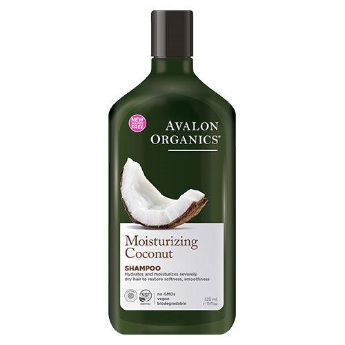 Image of Avalon Organics Shampoo Coconut Moisturizing (325 ml)
