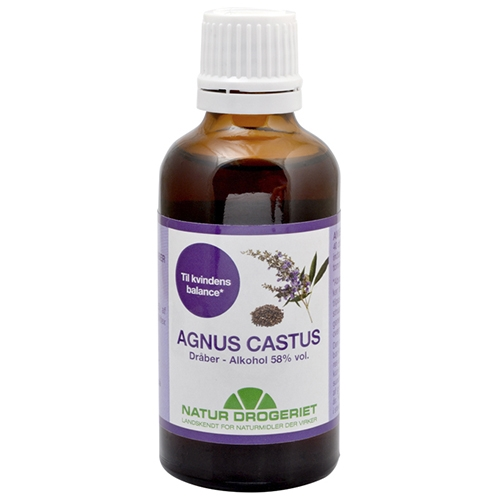 Image of Natur Drogeriet Agnus Castus Dråber (50 ml)