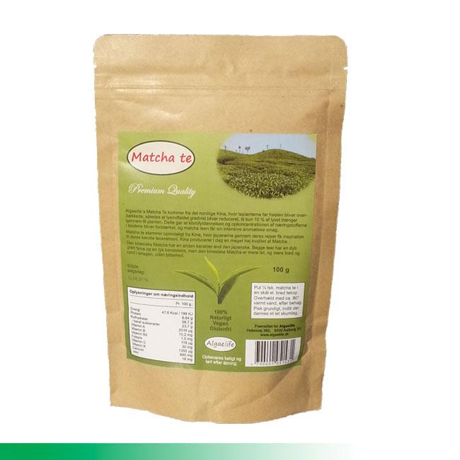 Image of Algaelife Matcha te (100 g)