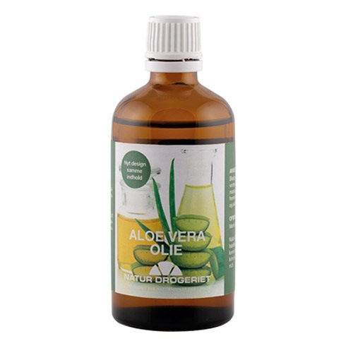 Image of Natur Drogeriet Aloe Vera olie (100 ml)
