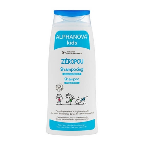 Image of Alphanova Kids shampoo Nullus Ø (200 ml)
