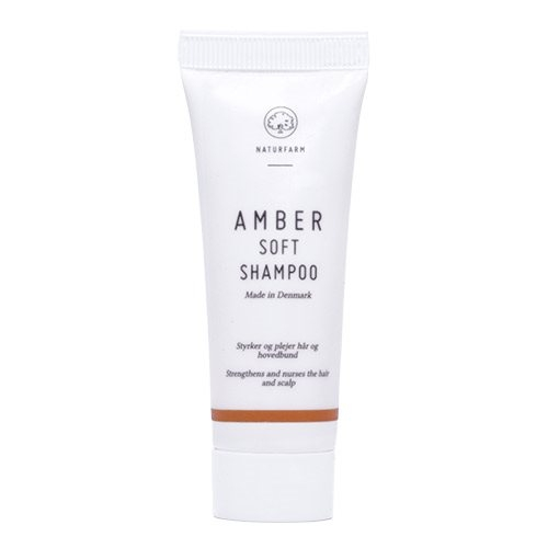 Image of Naturfarm Amber soft shampoo (25 ml)