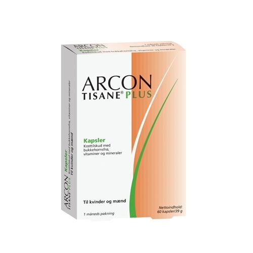Image of Arcon Tisane Plus (60 kapsler)